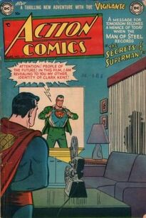 Action Comics Issue 171