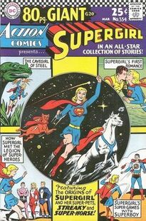 Action Comics Issue 334