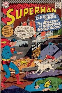 Superman Vol 1 189