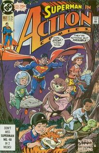 Action Comics Issue 657