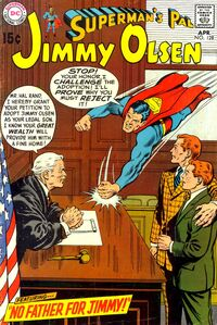 Supermans Pal Jimmy Olsen 128