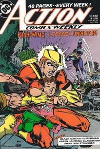 Action Comics Weekly 632