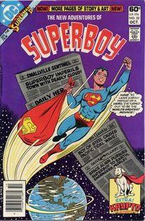 Superboy 1980 22