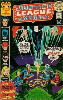 Justice League of America Vol 1 98