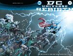 DC Rebirth wraparound