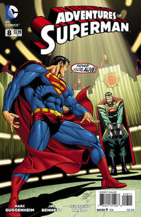 Adventures of Superman Vol 2 8