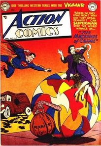 Action Comics Issue 167