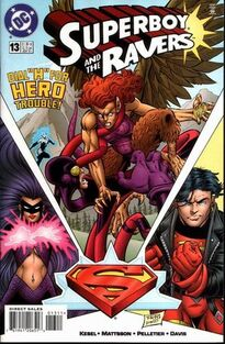 Superboy and the Ravers 13