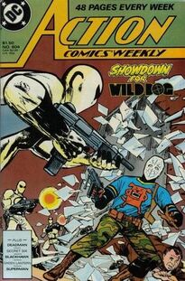 Action Comics Weekly 604