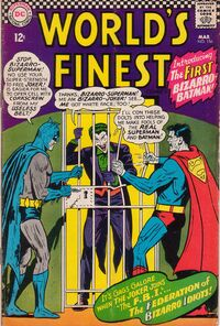 World's Finest Comics 156