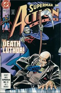 Action Comics Issue 660