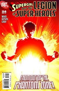 Supergirl Legion 24