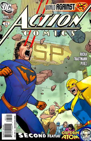 Action Comics 885