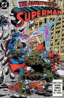 The Adventures of Superman 466