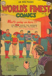 World's Finest Comics 062