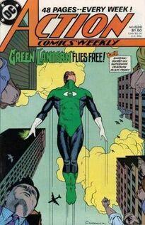 Action Comics Weekly 626