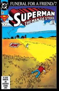 Superman Man of Steel 21