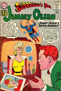 Supermans Pal Jimmy Olsen 064