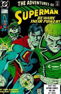 The Adventures of Superman 473