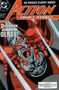 Action Comics Weekly 605