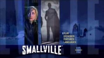 Smallville Season 1-10 DVD Intros