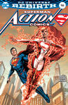 Action Comics 966 variant