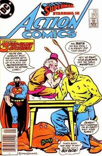 Action Comics Issue 563