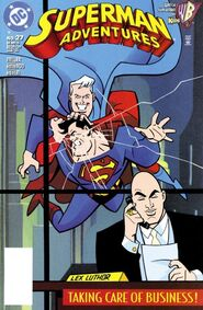 Superman Adventures 27