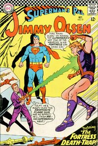 Supermans Pal Jimmy Olsen 097