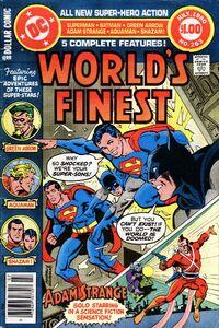 World's Finest Comics 263