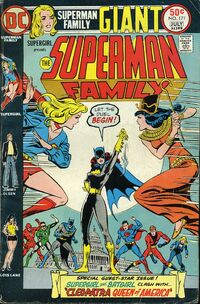 Superman Family 171