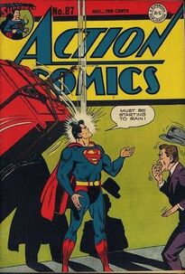 Action Comics Issue 87