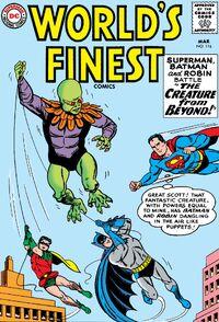 World's Finest Comics 116