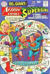 Action Comics Issue 360