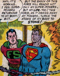 SupermanDeath-Superman172October1964