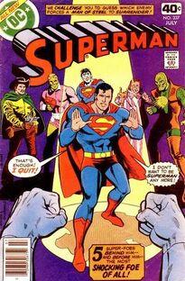 Superman Vol 1 337