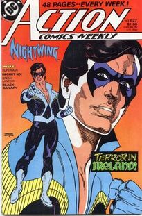Action Comics Weekly 627