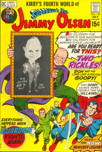 Supermans Pal Jimmy Olsen 139