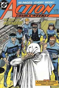 Action Comics Weekly 629