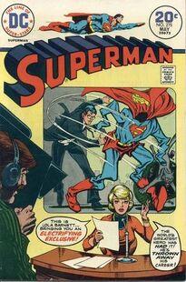 Superman Vol 1 275
