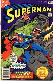 Superman Vol 1 324