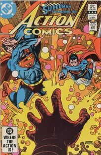 Action Comics Issue 541