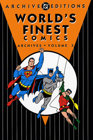 Archive Editions World's Finest 03
