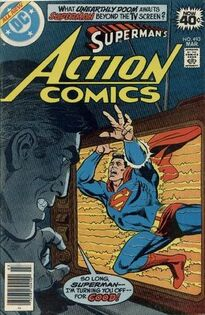 Action Comics Issue 493