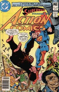 Action Comics Issue 506