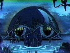 Legion of Doom Headquarters