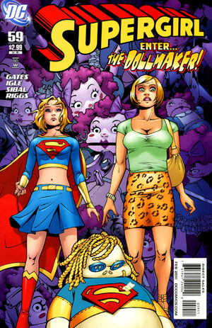 Supergirl 2005 59