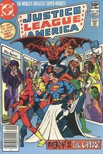 Justice League of America Vol 1 194