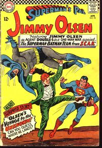Supermans Pal Jimmy Olsen 092