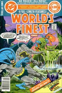 World's Finest Comics 255